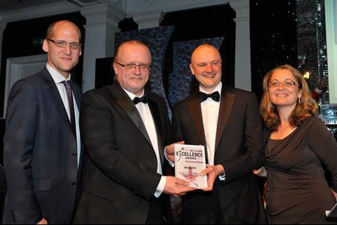 UK Claims Excellence Awards 2013 Claims Training Initiative of the Year